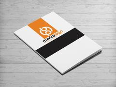 B ve P Logo Dosya Tasarımı