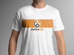 B ve P Logo T-shirt Tasarımı