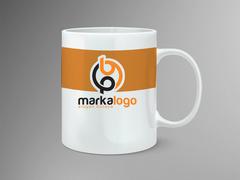 B ve P Logo Mug Tasarımı