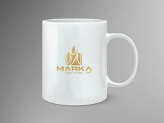 Kule Logo Mug Tasarımı