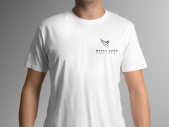 Kuğu Marka T-shirt Tasarımı