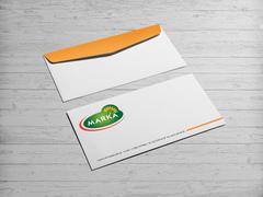 Marka Logo Zarf Tasarımı