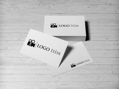 Kamera Logo Kartvizit Tasarımı