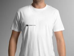 Kamera Logo T-shirt Tasarımı