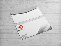 Daireler Logo Zarf Tasarımı