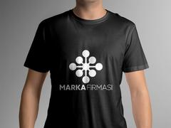 Daireler Logo T-shirt Tasarımı