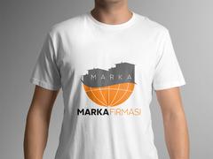 Dünya Evler T-shirt Tasarımı