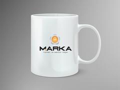 Petek Logo Mug Tasarımı