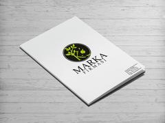 Elma Marka Logo Dosya Tasarımı