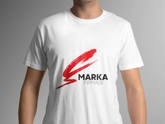 Ç Logo T-shirt Tasarımı