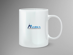 Pergel Logo Mug Tasarımı