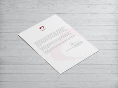 Kalp Logo Antentli K. Tasarımı
