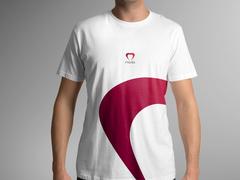 Kalp Logo T-shirt Tasarımı