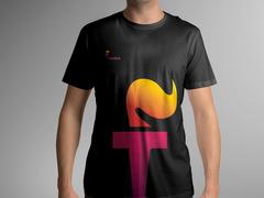 Meşale Logo T-shirt Tasarımı