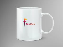 Meşale Logo Mug Tasarımı
