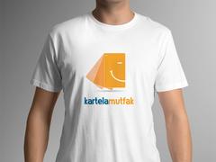 Kartela Logo T-shirt Tasarımı