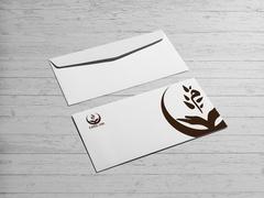 Hilal Logo Zarf Tasarımı