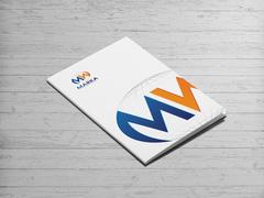 M ve W logo Dosya Tasarımı