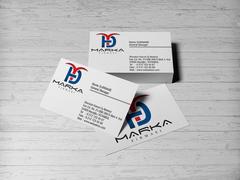Y, H, D Logo Kartvizit Tasarımı