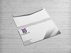 Y, H, D Logo Zarf Tasarımı