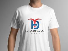 Y, H, D Logo T-shirt Tasarımı