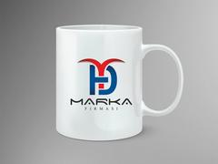 Y, H, D Logo Mug Tasarımı