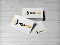 Adam Logo Kartvizit Tasarımı