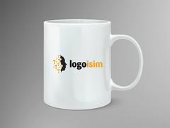 Adam Logo Mug Tasarımı
