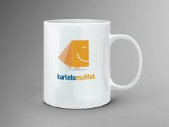 Kartela Logo Mug Tasarımı