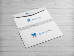 Dental Logo Zarf Tasarımı