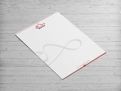 E Logo Antentli K. Tasarımı