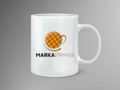 Kahve Fincanı Mug Tasarımı