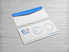 E G Logo Zarf Tasarımı