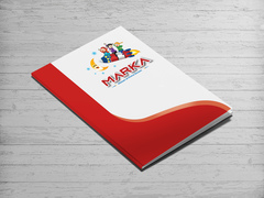 Çocuklar Logo Dosya Tasarımı