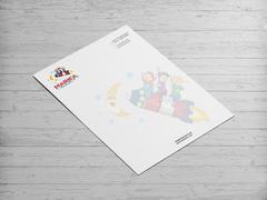 Çocuklar Logo Antentli K. Tasarımı