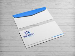 CK Logo Zarf Tasarımı