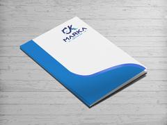 CK Logo Dosya Tasarımı