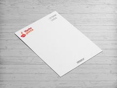Pizza Logo Antentli K. Tasarımı