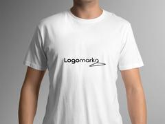 Askı Logo T-shirt Tasarımı