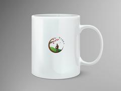 Çiftçi Logo Mug Tasarımı