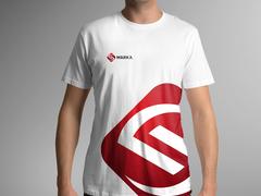 S Marka T-shirt Tasarımı