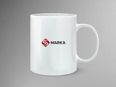 S Marka Mug Tasarımı