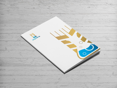 Kimya Logo Dosya Tasarımı