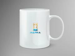 Kimya Logo Mug Tasarımı