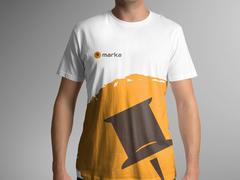 Raptiye logo T-shirt Tasarımı