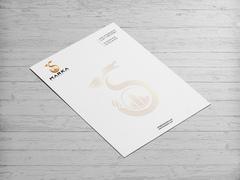 Dragon Logo Antentli K. Tasarımı