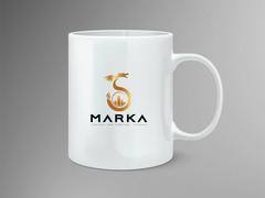Dragon Logo Mug Tasarımı