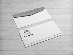 C Logo Zarf Tasarımı
