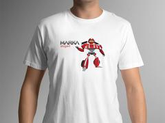 Maskot T-shirt Tasarımı