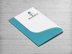 Maskot Dosya Tasarımı